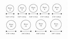 Womens Ring Size Chart Cm How To Measure Engagement Ring Size Blog Viking Workshop Com