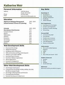 Cirriculum Vitae Templates 48 Great Curriculum Vitae Templates Amp Examples ᐅ Templatelab