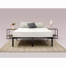 zinus modern studio 14 in king platform bed frame hd smpb