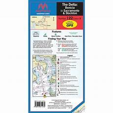 Maptech Chart Books Maptech Waterproof Chart The Delta Benicia To Sacramento