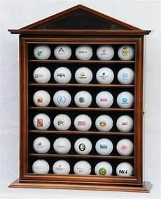 30 golf designer display cabinet wall rack uv ebay