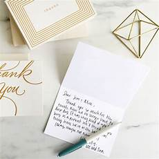 Thank You Note For A Thank You Gift Wedding Thank You Messages What To Write In A Wedding