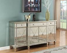 mirrored panel wine cabinet 102595co casye furniture