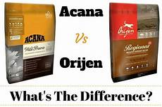 Acana Light Dog Food Acana Vs Orijen What S The Difference Which Is Best Dog