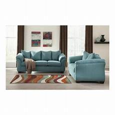 darcy 75006sl 2 living room set with sofa and