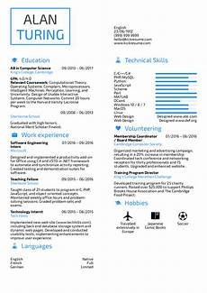 Science Resume Examples Resume Examples By Real People Student Resume Computer