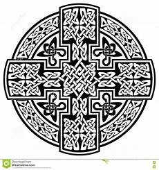Celtic Cross Design Templates Vector Celtic Cross Stock Vector Illustration Of Kelt