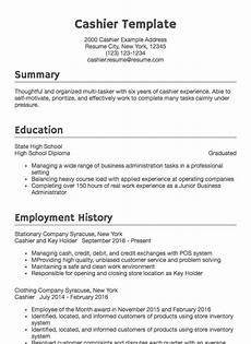 Summary Of Resume Sample Sample Resumes Amp Example Resumes With Proper Formatting