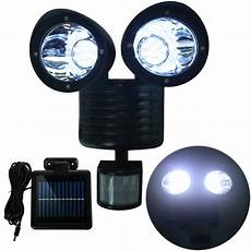 Motion Detector Garage Lights Dual Security Detector Solar Spot Light Motion Sensor