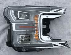 2018 Ford F150 Oem Lights 2 Sets Of 2018 F150 Oem Led Headlights Of A King Ranch And