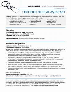 Skills For Medical Assistant 10 Medical Assistant Resume Sample Zm Sample Resumes