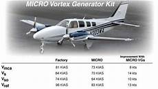 Baron 58 Performance Charts Beechcraft Baron 58 Micro Aero Dynamics Aircraft Vortex