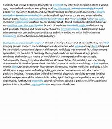Essay On Medical Assistant Medical School Personal Statement Editing Amp Proofreading