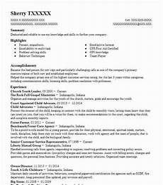 Church Resumes Church Youth Leader Resume Sample Leader Resumes