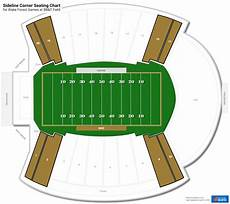 Ramkat Winston Salem Seating Chart Bb Amp T Field Wake Forest Seating Guide Rateyourseats Com