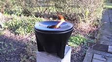 denk feuerschale outdoor denk schmelzfeuer outdoor