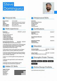 Creative Graphic Design Resume Graphic Designer Resume Sample Kickresume