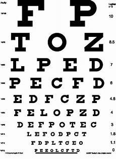 Free Printable Eye Chart Vision Test Die Dynamic Illegible E Test