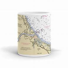 Tide Chart Sandwich Ma Sandwich Ma Usa Noaa Nautical Charts Chart Mug 183 Chart Mugs