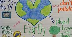 World Environment Day Chart Earth Day Anchor Chart Saving The World Environment And