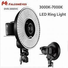 Falcon Eyes Light Aliexpress Com Buy Falcon Eyes Dvr 300dvc 300 Ring Led