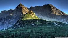 Poland Nature 4k Wallpaper by Tatras Carpathians Mountains Ultra Hd Desktop Background