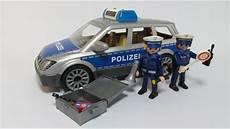 Playmobil Malvorlage Polizei Playmobil 6873 Polizei Einsatzwagen Aufbau Vorstellung