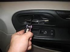 How To Remove Door Panel 2008 Dodge Grand Caravan 2008