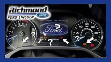 Ford F150 Wrench Light Meaning Ford F 150 Dashboard Lights What They Mean And What To