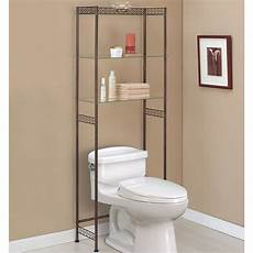 etagere bathroom the toilet etagere bronze in the toilet shelving