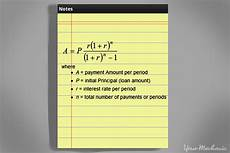 Formula To Amortize A Loan How To Determine The Total Interest Paid On A Car Loan