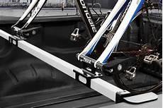 truck bed mount bike racks fork wheel frame mounts