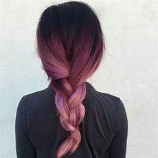 Black To Light Pink Ombre Hair Ombre Hair 50 Beautiful Ideas That Will Inspire You To