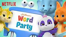 Party Word 9 Netflix Shows To Entertain Kids While Parents Continue