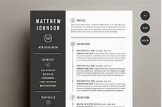 Cool Resume Templates Free Resume Amp Cover Letter Template Cover Letter Templates