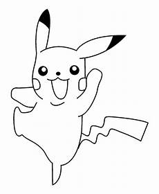Malvorlagen Pikachu Free Printable Pikachu Coloring Pages For