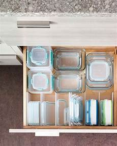 7 clever ways to organize tupperware and food storage