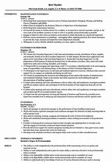 Custodian Job Description Resume Custodian Resume Samples Mt Home Arts