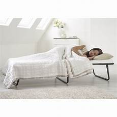 be single value folding bed with memory foam mattress