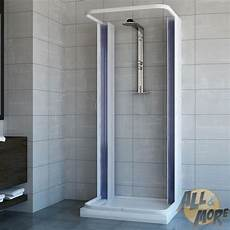 cabina doccia a soffietto box doccia 70x70x70 cm cabina parete fissa tre lati 3 a