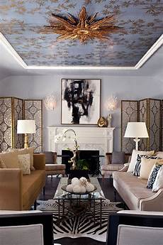 Best Ceiling Design Living Room Visual Feast 10 Rooms With Magical Multicolored Ceilings