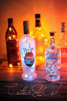 Alcohol Light Up Signs Light Up Liquor Bottles Diy Pinterest Bottle Liquor