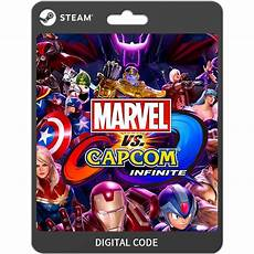 Steam Charts Marvel Infinite Marvel Vs Capcom Infinite Steam Steam Digital