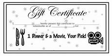 Movie Gift Certificate Template Top 10 Gift Ideas For Your Parents Support For Stepdads