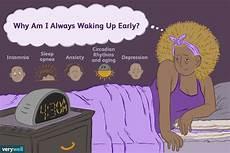 How To Keep Myself Awake Why Am I Always Waking Up Early
