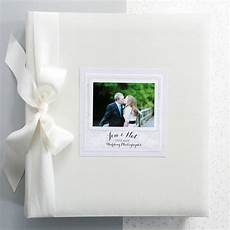 Small Wedding Photo Albums Personalised Wedding Photo Album By 2by2 Creative