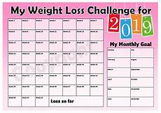 Weight Loss Challenge Chart Weight Loss Challenge 2019 Chart Weight Watchers