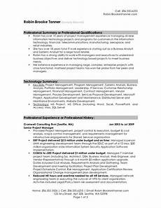 Example Professional Summary Best Resume Samples 2016 Best Resume Format