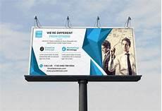 Billboard Design Template Corporate Billboard Template Flyer Templates Creative