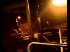 Exterminator Kennywood Lights On Exterminator Breaks See Inside With Lights Youtube